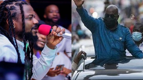 Samini Explains Why He Chose NPP Over Other Political Parties
