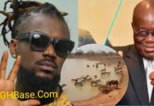 Samini endorses Akufo Addo
