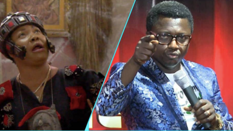 """Hot Video: """"I Slept In The Same Shrine With Rev Opambour 3 Days For Powers"""" – Nana Agradaa"""