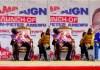 Akufo Addo caught sleeping at NPP campaign
