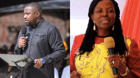 Ghana Election 2020: God Is The Only One To Decide On Who Wins The Election – John Dumelo Says As He Casts His Vote