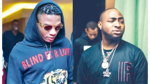 Olamide Explains Why He Can't Convince Wizkid And Davido To Record A Song Together