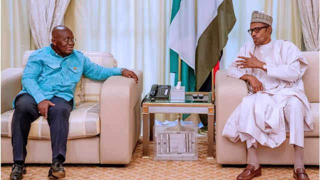 Buhari congratulates Akufo-Addo