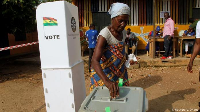 Ghana Votes Tomorrow