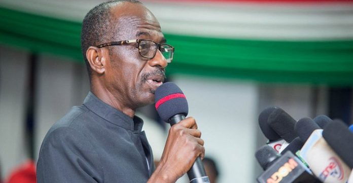 We refuse to accept the declaration of Nana Akufo-Addo as president-elect by the EC – NDC