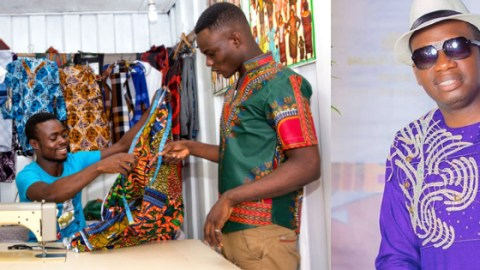 Some Ghanaian tailors can sew trousers and give you an artificially erected pen!s – Counsellor Lutterodt
