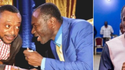 """Video: """"I bought my 1st car at age 19 whiles the noisy pastors today were walking on foot"""" – Prophet Badu Kobi"""