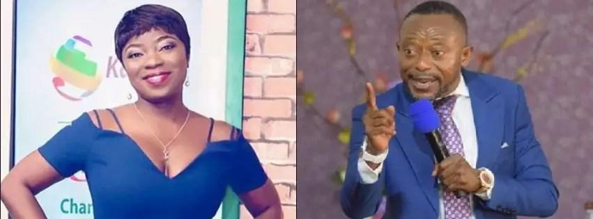 Rev Owusu Bempah blasts Vim Lady