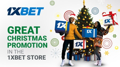 Celebrate Christmas with 1xBet and an Awesome Draw with Prizes from Samsung