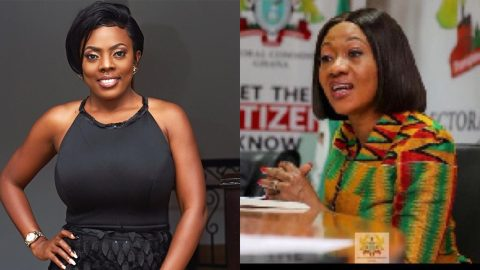 """""""Why do you keep changing figures on your website?"""" – Nana Aba Anamoah questions the EC"""