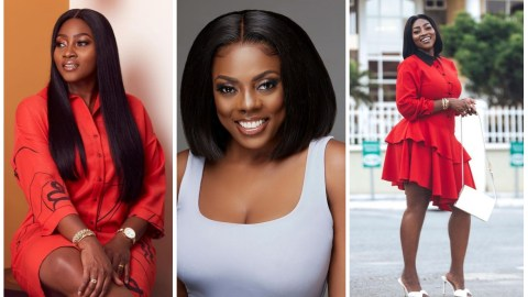 """Nana Aba Reacts After Cookie Tee """"Ditched"""" Her To Join TV3"""