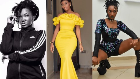 Wendy Shay Finally Explains The Reason Behind Her Raunchy Photo, Says It Was To Make Ebony Trend And More..
