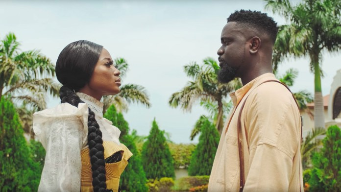 Sarkodie reveals why he does not 'grind' ladies in his music videos