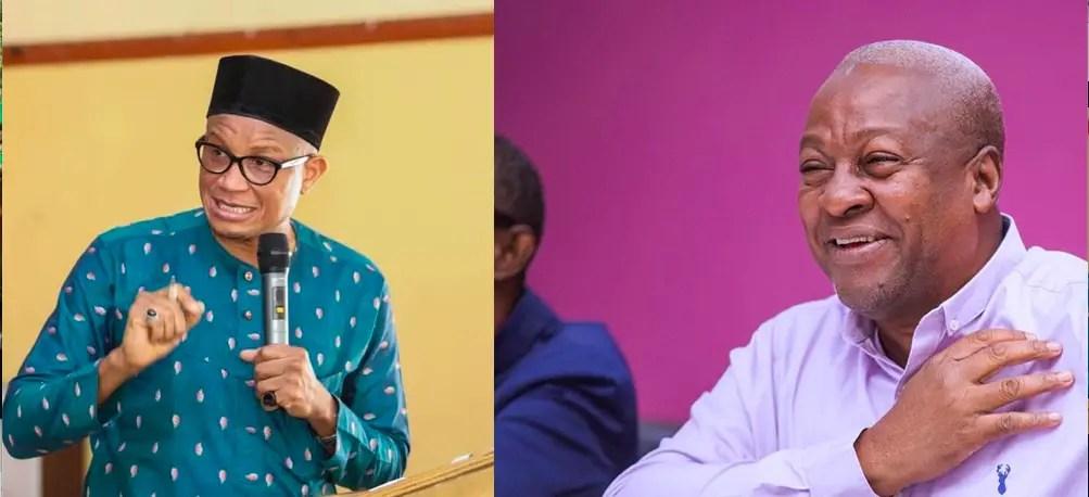 Mustapha Abdul Hamid and Mahama