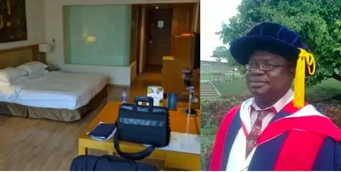 Polytechnic rector dismissed