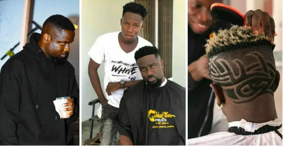 Celebrity Barber