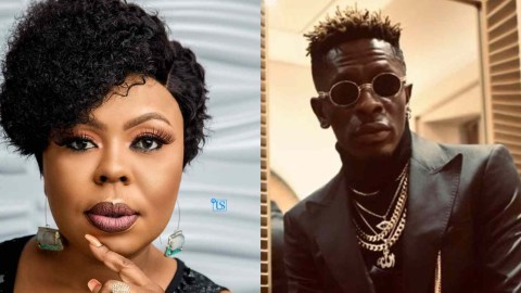 AUDIO: Shatta Wale's cocaine addiction is getting out of hand – Afia Schwarzenegger