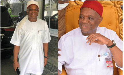 """I Am Happy That I Went To Prison, It Has Made Me A Forward Looking Man""-Former Abia State governor Orji Uzor Kalu"