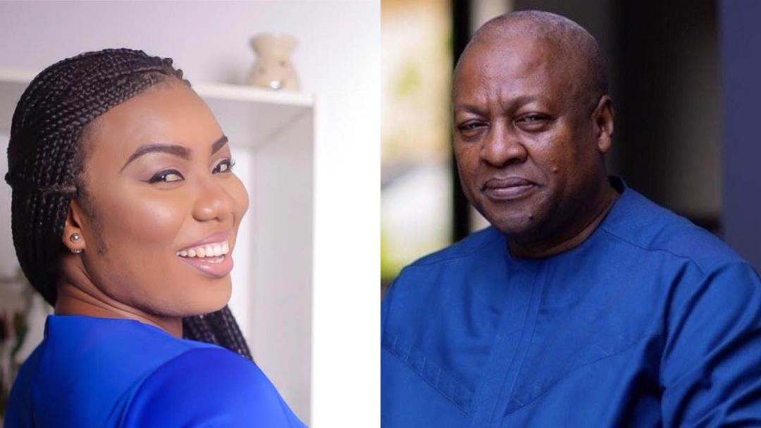 """""""I will start a campaign to bring Mahama back because he is better than Akufo-Addo"""" – Bridget Otoo"""