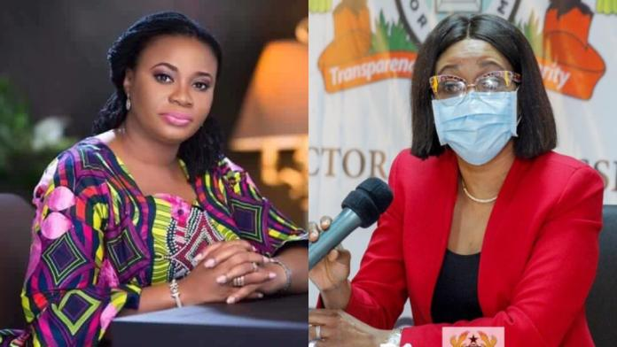 Charlotte Osei would have done a better job than Jean Mensa – Ghanaians compare and contrast
