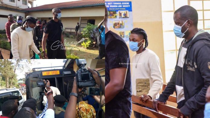 Nigerian musician Omah Lay arrested in Uganda for breaking COVID protocols; fans cal for his elease