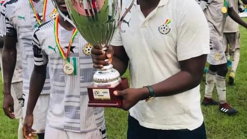 Ghana Beat Burkina Faso To Win WAFU Zone B Title