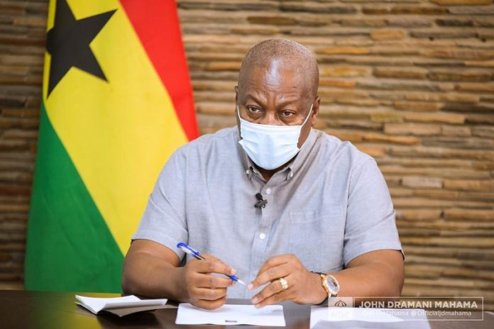 """Ghana did not experience 'dumsor' in 2016 because I solved it in 2015"" – Mahama[Video]"