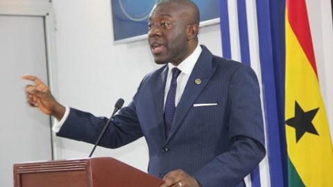 Schools may not reopen in January – Information Minister Kojo Oppong Nkrumah hints