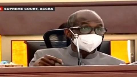 My Lord I am not the Petitioner :Asiedu Nketiah Drops Mahama