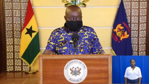 """Arrest citizens who refuse to wear their masks"" – President Akufo-Addo directs IGP"