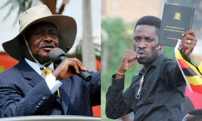 76-year-old Ugandan President Museveni beats 38-year-old Bobi Wine to win election for sixth term