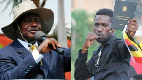 76-year-old Ugandan President Museveni beats 38-year-old Bobi Wine to win election for sixth term