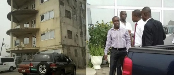 Dr. Obengfo arrested