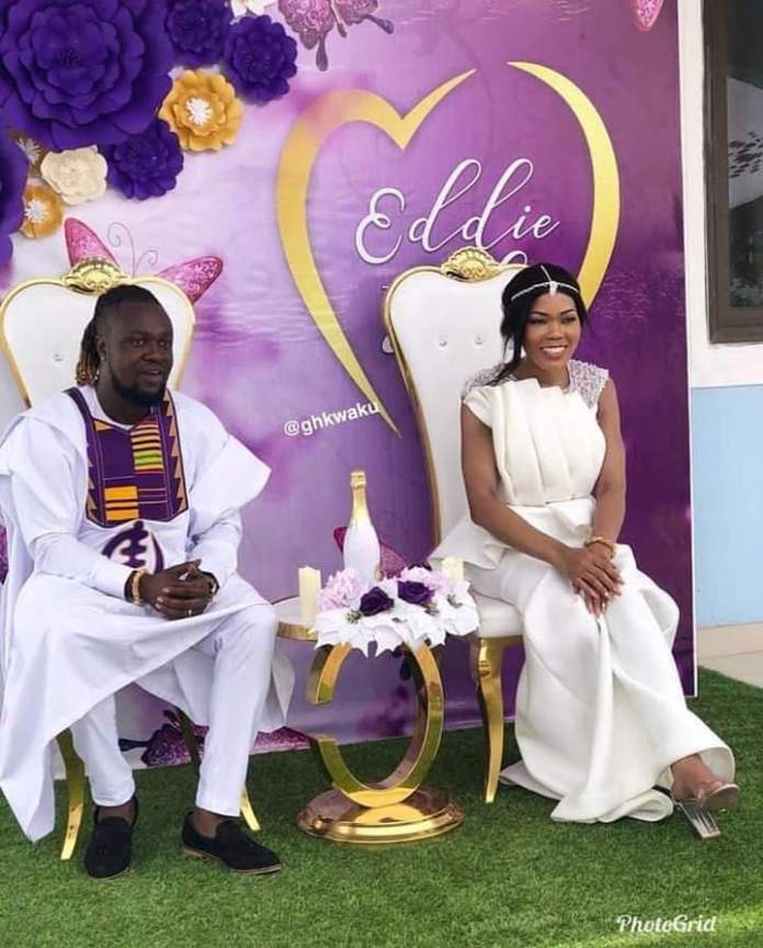 Breaking News: Eddie Nartey Loses Wife After Two Years Of Marriage 2