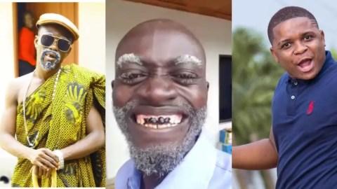Kumawood producers should stop choosing young actors over 'experienced' old actors – Enock Darko advises