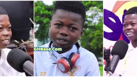 10-Year-Old Ghanaian Sports Presenter Dominic Fobih Gets Featured On BBC News