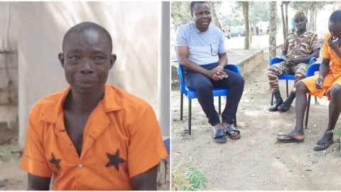 Sad Story: See How A Watchman Was Sentenced To 8yrs In Prison For Using A Catapult To Cause Harm To An Intruder- Photos