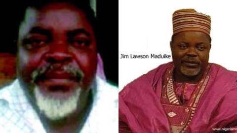 Nollywood Actor, Jim Lawson Maduike Confirmed Dead