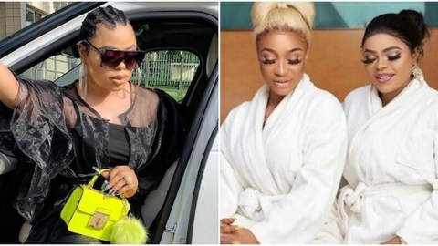 Bobrisky Reacts To Reports Of Fighting Dirty With Best Friend Tonto