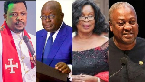 (+VIDEO) 2021 Prophecy: Nigel Gaisie Makes Scary Prophecy About Mahama, Nana Addo, Maame Dokono, America And More…WATCH