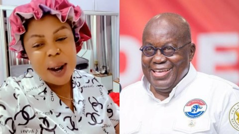 (+VIDEO) Forget About Your Money, Nana Addo Won't Pay It, It's Gone For Good- Afia Schwarzenegger To Menzgold Customers