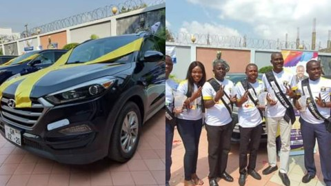 IMMERI Ghana Gives Out 7 Cars To Their Loyal, Deserving Customers As Part Of Their Two Years Anniversary
