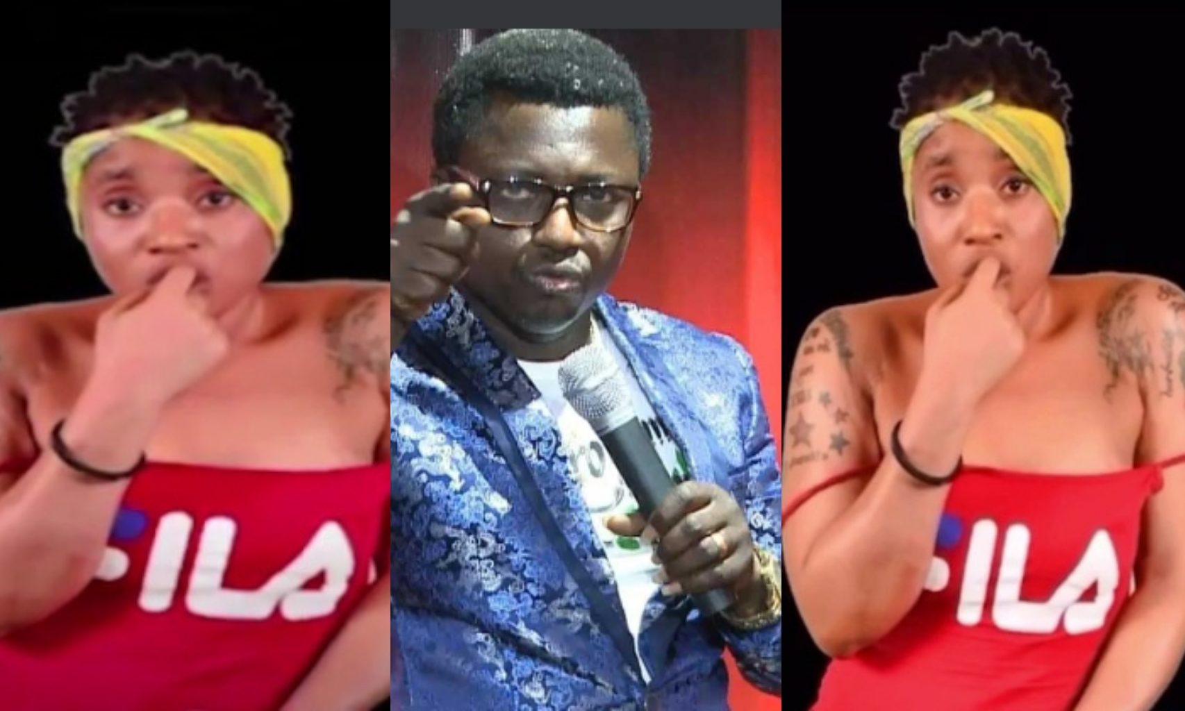 (+VIDEO) Learn From Ama Broni's Death And Stop F00ling On Social Media – Opambour Advises The Youth