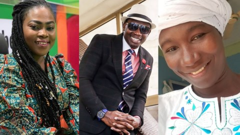 VIDEO: Cecelia Marfo Has A Mental Disorder And Is Depressed In Her Marriage! – Counselor Lutterodt Jumps To The Defense Of Joyce Blessing