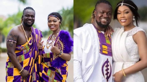 Breaking News: Eddie Nartey Loses Wife After Two Years Of Marriage