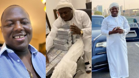 VIDEO: Nigerian Billionaire Who Was Arrested For Flaunting Wads Of Cash Dies In Police Custody