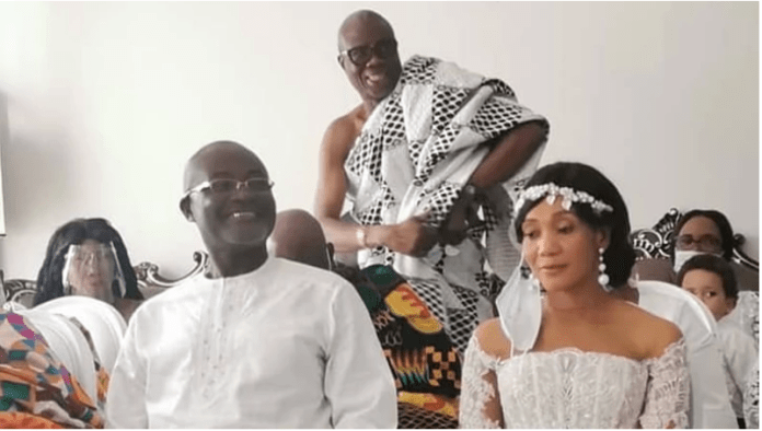 Kennedy Agyapong wife