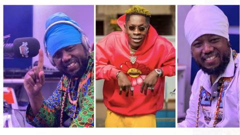 """All the songs Shatta Wale gave me to play on radio were noise and had no lyrical content"" – Blakk Rasta speaks about his beef with Shatta Wale"