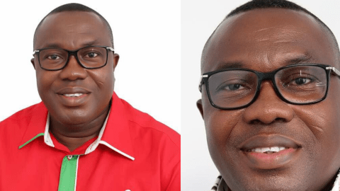 "Ofosu-Ampofo: ""I've No Intentions To Compete With Mahama For Flagbearer Of The NDC"""