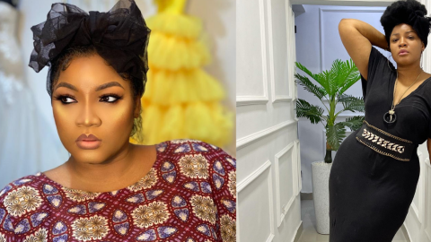 """Don't Be Pressured By The Many Lies You See On Social Media; Be Patient With Yourself""-Actress Omotola Advices"